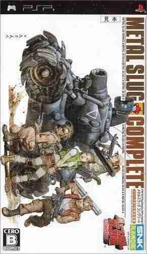 Descargar Metal Slug Complete [JPN] por Torrent